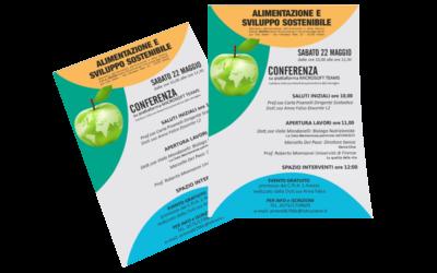 Conferenza alimentazione e sviluppo sostenibile